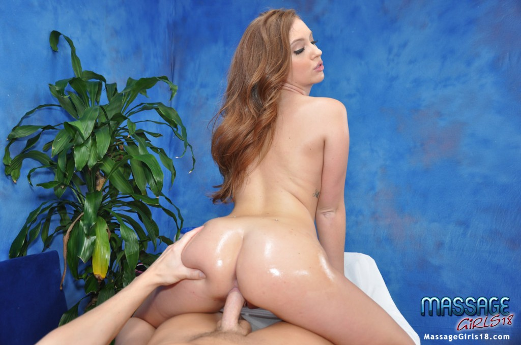 Maddy oreilly massage