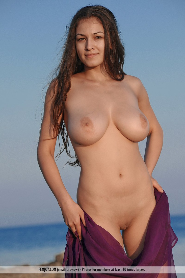 Will big tit nude beach that