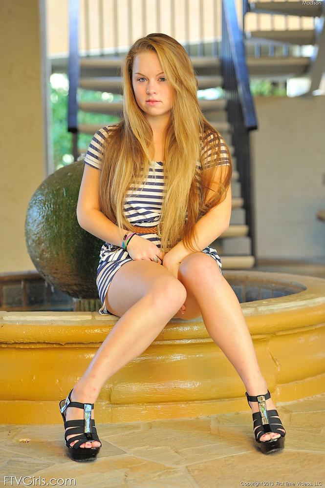 Madison Chandler on FTV Girls