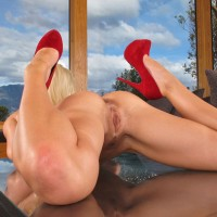 Anikka Albrite Little Red Dress