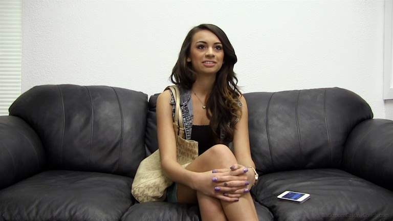 Jori backroom casting couch