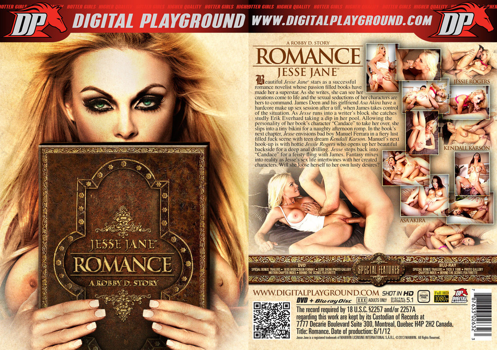 Digital Playground Romance