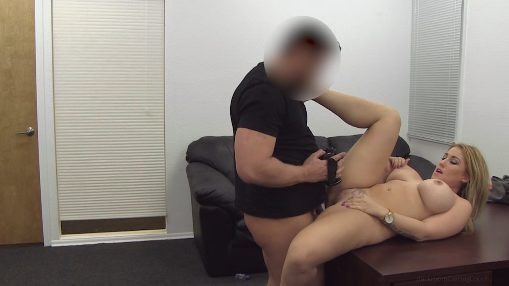 Backroom casting couch jessica