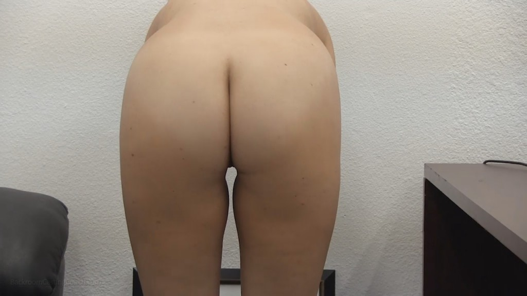 sammy creampied on backroom casting couch