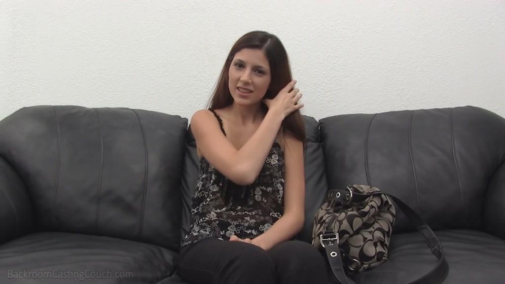 Miranda on Backroom Casting Couch