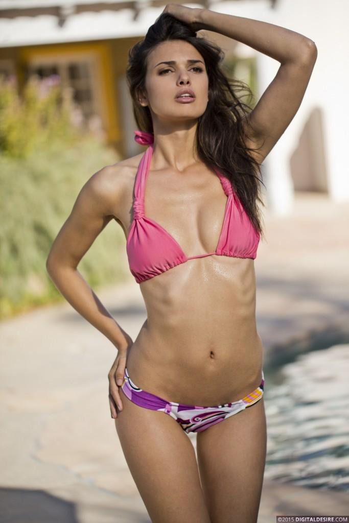 Karmen - Skinny Bikini Babe - Digital Desire