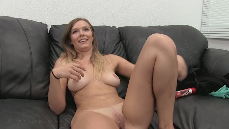 Backroom casting couch chastity