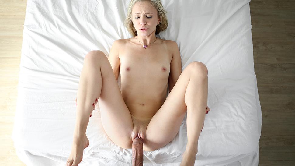 Blonde Girlfriend Pov Fuck