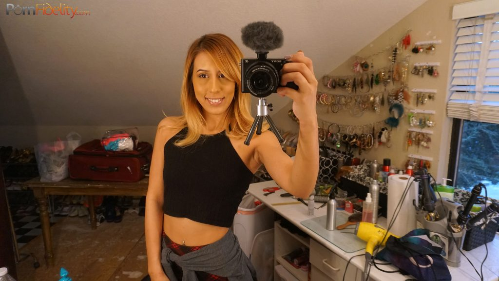 Demi Lopez on Porn Fidelity in Assercise 2