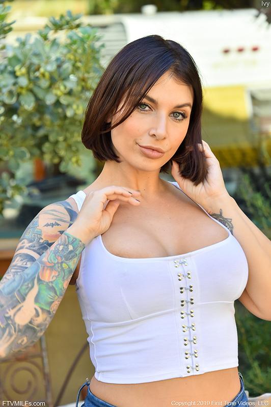 Ivy Lebelle on FTV MILFs