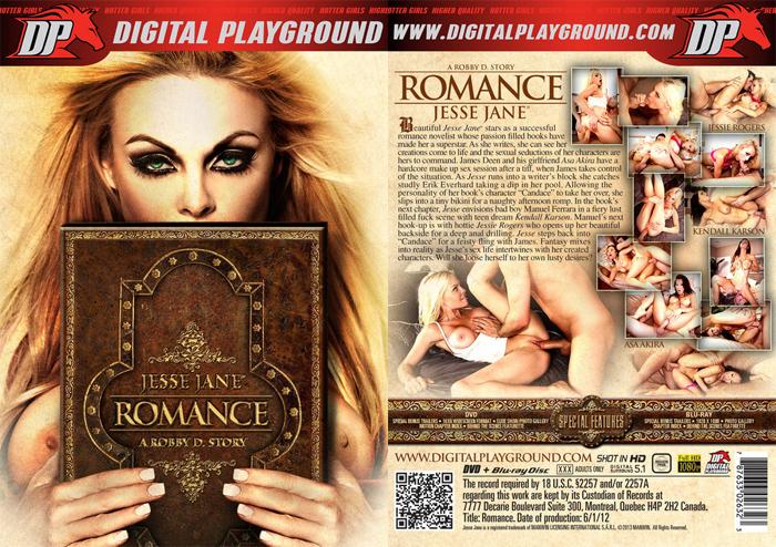 Jesse Jane Romance