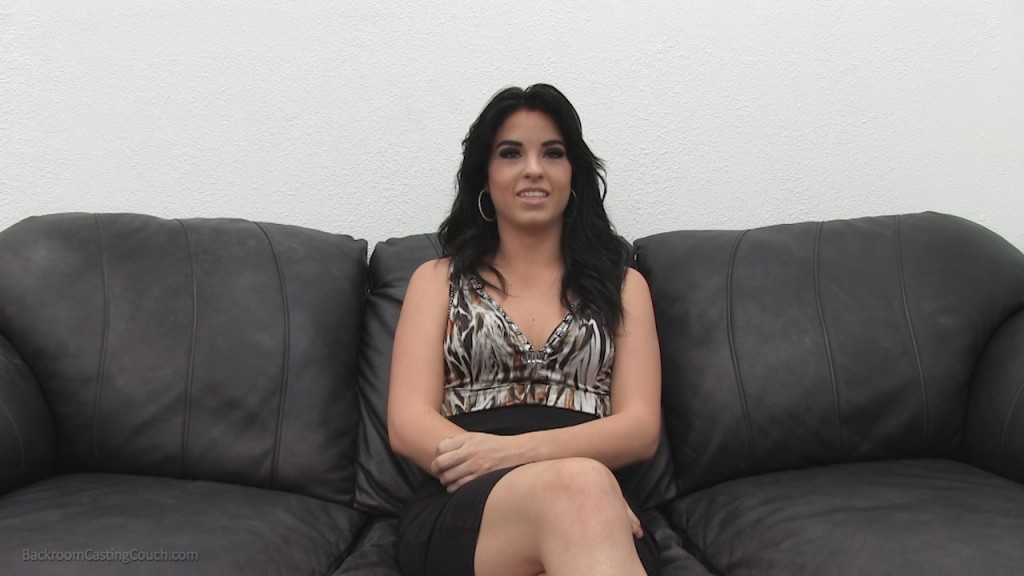 Backroom casting couch aubrey